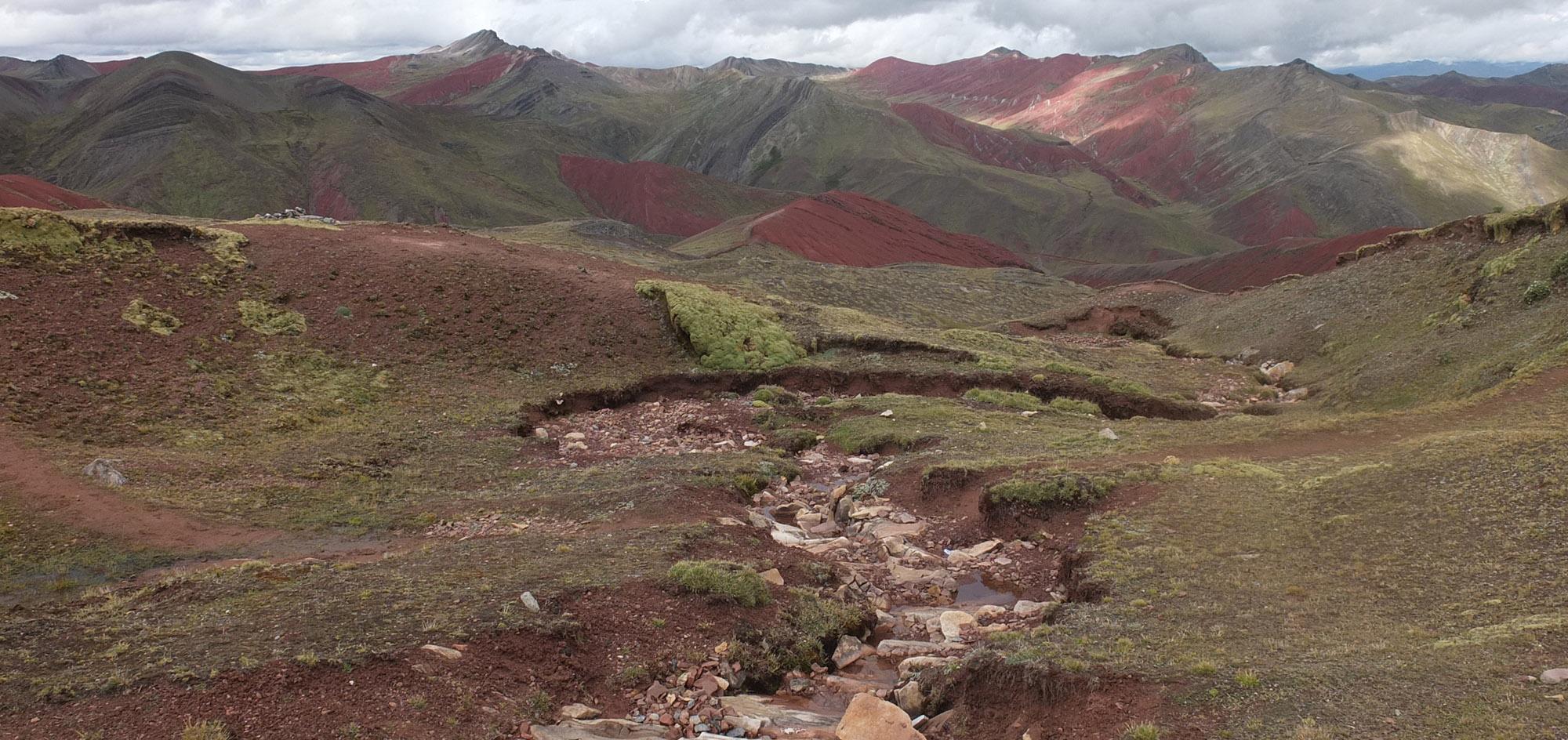 La Cordillera del Arcoiris – Huallata Cunca