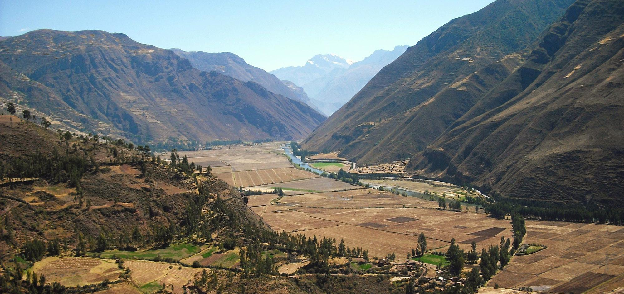 Valle Sagrado, el mágico valle de los Incas
